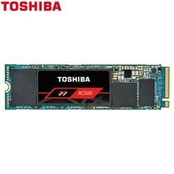 TOSHIBA 东芝 RC500 NVMe 2280 m.2 固态硬盘 500GB