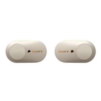 SONY 索尼 WF-1000XM3 真无线蓝牙降噪耳机 黑色