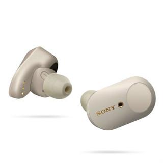 SONY 索尼 WF-1000XM3 真无线蓝牙降噪耳机