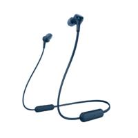 SONY 索尼 WI-XB400 颈挂式 无线蓝牙耳机 蓝色