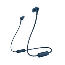 SONY 索尼 WI-XB400 无线重低音耳机 蓝色