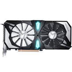 MAXSUN 铭瑄 GeForce GTX1660 Super 终结者 显卡 6GB