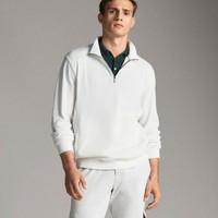 Massimo Dutti Travel Soft系列 00720206712 男装运动衫