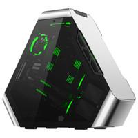 JONSBO 乔思伯 TR03-A ATX机箱 (支持ATX主板/360/240水冷/3槽横置显卡位/10风扇位)