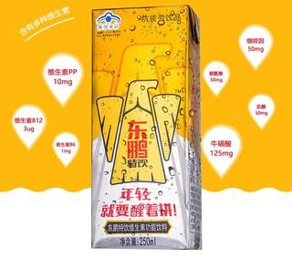 东鹏特饮维生素功能饮料250ML*24盒提神抗疲劳快速补能保健饮料 *4件