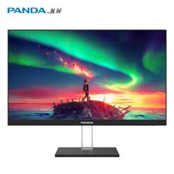 PANDA 熊猫 PH22FA2 21.5英寸 VA显示器(1080P、99%sRGB)