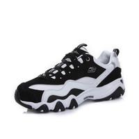 SKECHERS 斯凯奇 D'lites 99999069 女士复古运动鞋 *2件