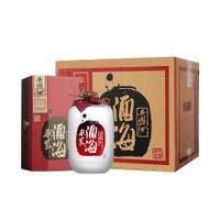 西凤酒 酒海原浆X3号 凤香型白酒 52度 500ml*6瓶 整箱装(2013-2015年左右产)
