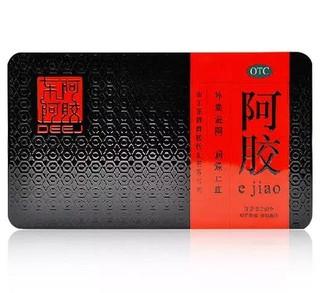 DEEJ 东阿阿胶 阿胶片 250g 红标铁盒装