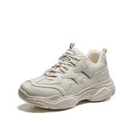 骆驼牌 A912304045 老爹鞋 (白色)