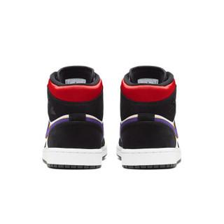 AIR JORDAN 1 MID SE AJ1  男子运动鞋852542 005 42