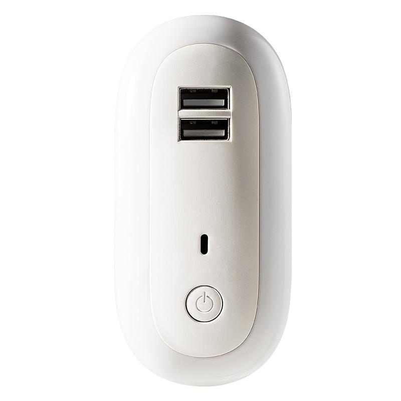 Conson 创享 TW-L25B 小夜灯婴儿喂奶节能led插电遥控