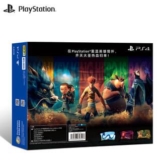 SONY 索尼 500G游戏机 PlayStation 4《西游记之大圣归来》游戏套装(黑色)