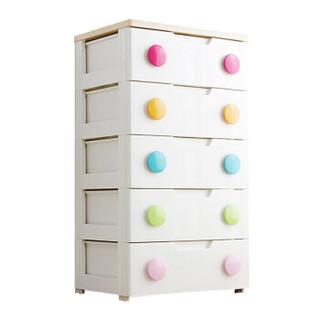 IRIS 爱丽思 HG-555 儿童环保树脂彩色收纳柜