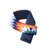 Flexwarm 飞乐思 充电发热保暖围巾 交织热浪款