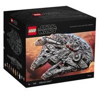 LEGO 乐高 UCS 收藏家系列 星球大战 75192 豪华千年隼