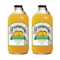 Bundaberg 賓得寶 含氣飲料 多種口味 375ml*6瓶