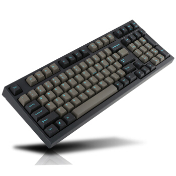 Leopold 利奥博德 FC980M 机械键盘 石墨金