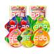 UHA 悠哈 味觉糖 酷露露果汁软糖*6袋+乳酸菌果汁糖 55g*2袋 49元包邮(需定金10元,11日付尾款)