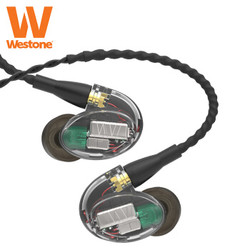 Westone 威士顿 new um30 pro HiFi耳机 三单元动铁耳机