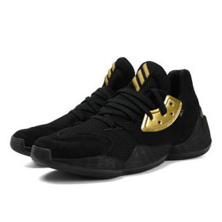 历史低价 : adidas 阿迪达斯 Harden Vol. 4 GCA 男子篮球鞋 +凑单品