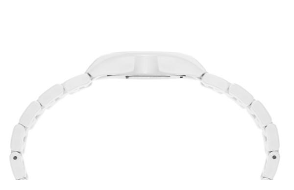 洁白无瑕,极致耐磨——RADO 雷达 SPECCHIO系列 女士时装腕表