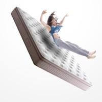 喜临门 芯梦 3D黄麻乳胶床垫 1.5m/1.8m