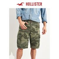 Hollister2019年春季新品EpicFlex工装潮流长款短裤 男 262021-1
