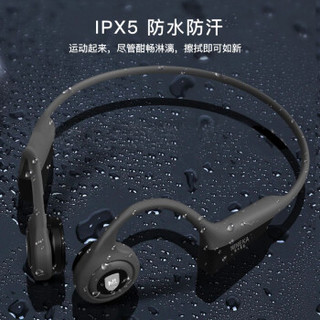 NINEKA 南卡 Runner 疾风少年 骨传导运动蓝牙耳机 (黑色)