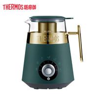 THERMOS 朱一龙同款 膳魔师独乐系列养生杯烧水杯 EHA-1352A-G