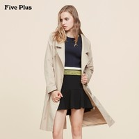Five Plus 2JM1052490 女士长款风衣外套