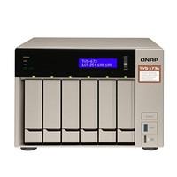 QNAP 威联通 TVS-673e NAS 六盘位网络存储器