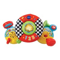 Vtech 伟易达 婴儿车方向盘玩具