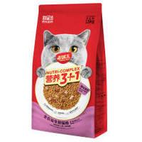 2日6点:开饭乐猫粮幼猫 营养3+1全价幼猫粮1.5kg消化加分 12月龄以下