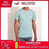 Hollister2019年秋季新品圆领短袖T恤 男 106371-1