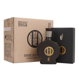习酒 窖藏1988 雅致版 酱香型白酒 53度500ml*4瓶