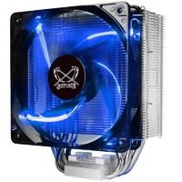 SCYTHE 大镰刀 赤兔马 STB120 CPU散热器 蓝光 / 红光 单扇
