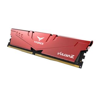 Team 十铨 火神系列 8GB DDR4 2666 台式机内存条