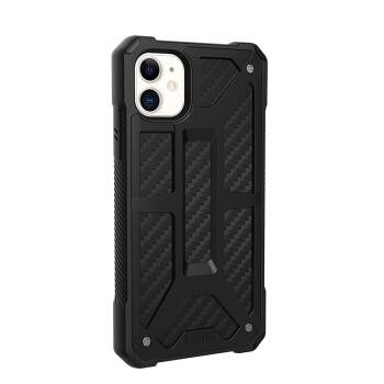 UAG iphone 11手机 6.1英寸保护壳 碳纤黑