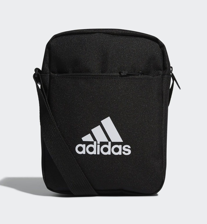 adidas 阿迪达斯 EC ORG ED6877 男女训练小肩包
