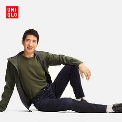 UNIQLO 优衣库 408489 男士水洗牛仔裤