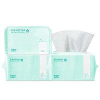 棉花城堡 洗脸巾抽取式