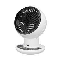 日本爱丽思iris空气循环扇小型台式涡轮对流家用电风扇静音爱丽丝