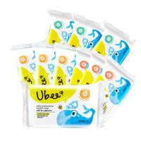 幼蓓(Ubee)婴儿洗衣皂新生儿宝宝用儿童尿布皂婴儿肥皂200g*10块乐友孕婴童 *2件