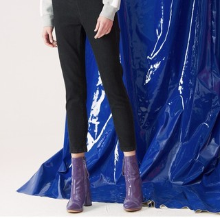 Meters Bonwe 美特斯邦威 604035 女士牛仔裤