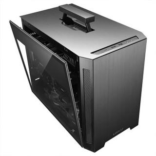 LIANLI 小犀牛TU150 铝合金小机箱 黑色