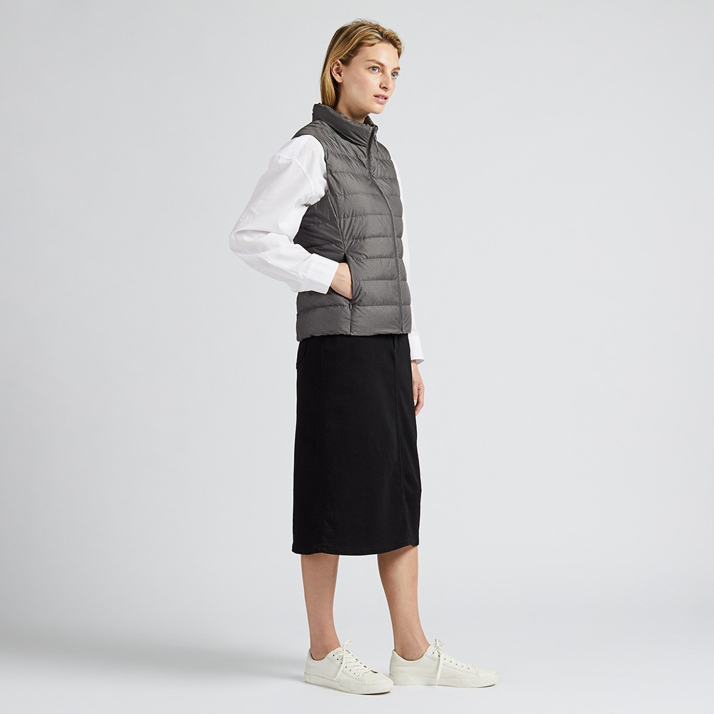 UNIQLO 优衣库 419775 女士轻型羽绒背心