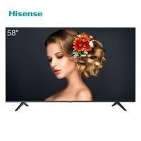 Hisense 海信 HZ58E3D 58英寸 4K 液晶电视