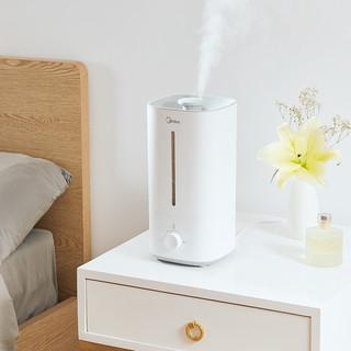 Midea 美的 空气加湿器卧室 办公室家用