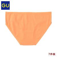 GU 极优 女装内裤7件装